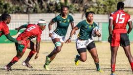 女子南ア代表が2大会ぶりのW杯出場権獲得! アフリカ予選でケニアなどを圧倒