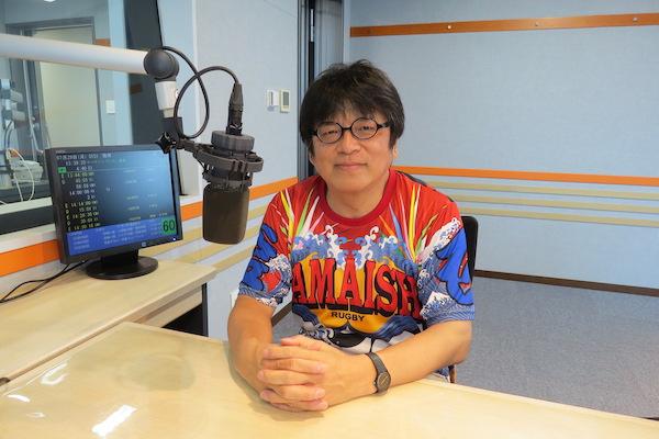 ワールドカップへ向かう日本代表を語ろう!「藤島大の楕円球に見る夢」は今晩。