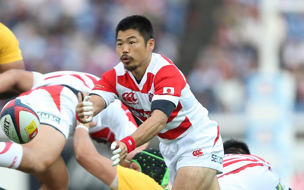 ラグビー 日本 代表 田中