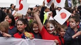 スターたちがやって来る! ラグビーW杯日本大会、チーム歓迎式典を国内20か所で開催