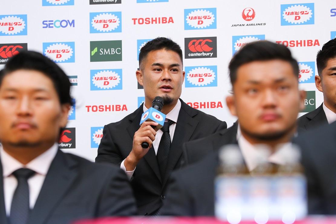 日本代表・田村優、ワールドカップへの決意は「プレッシャーと