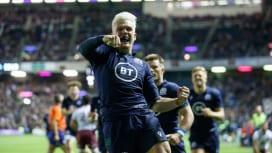 スコットランドが勢いつけて来日へ イングランドとNZは圧倒的強さ披露