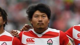 南アフリカ代表と再戦。日本代表の稲垣啓太は「左腕」に注意。