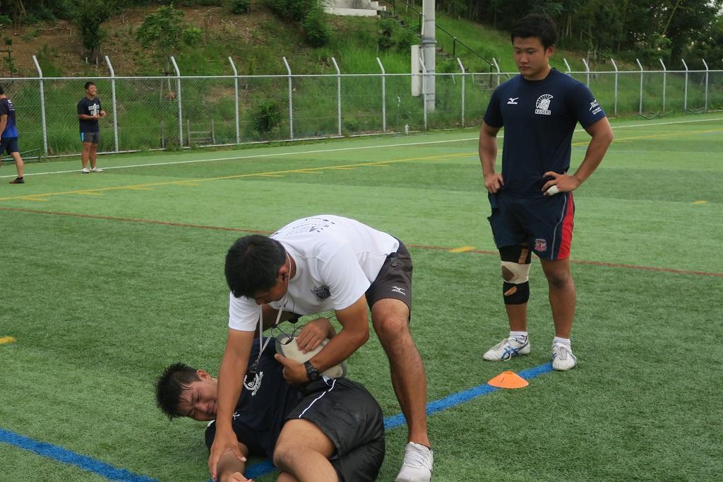 【ラグリパWest】 1年でのAリーグ復帰を 関西大学