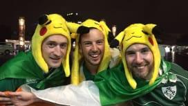 アイルランド・サポーターに訊いた。どうしてラグビーアイルランド代表を応援する?