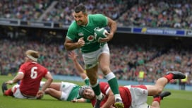 アイルランドが世界ランク1位でW杯へ ウェールズ下し初のトップ奪取