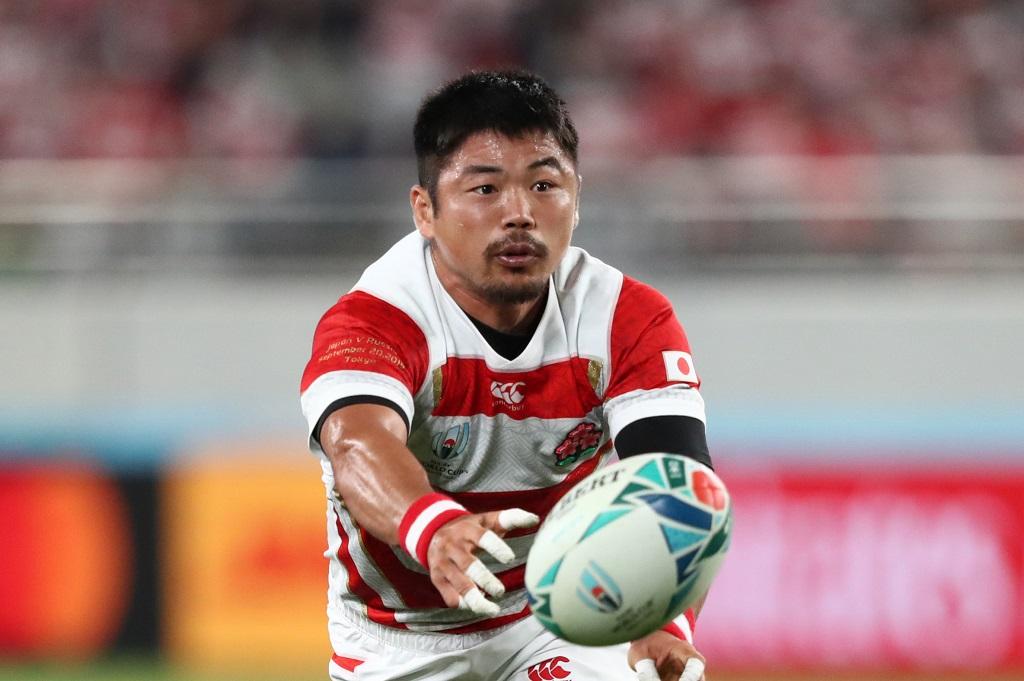 田中、ビッグチャレンジへ。「アイルランドより日本の方がレベルアップしてる」