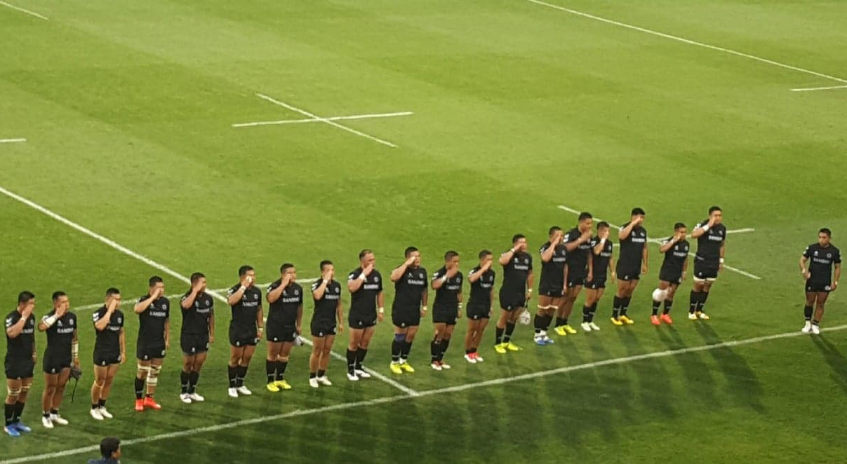 国際防衛ラグビー競技会 韓国軍体育部隊「参加に問題は何もありません」