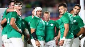 W杯で初4強入り狙うアイルランド 王者NZに挑戦で「我々は、もはやひるむことはない」
