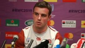 イングランド10番はフォード 「NZとのW杯準決勝、これで奮い立たなきゃどうしようもない」