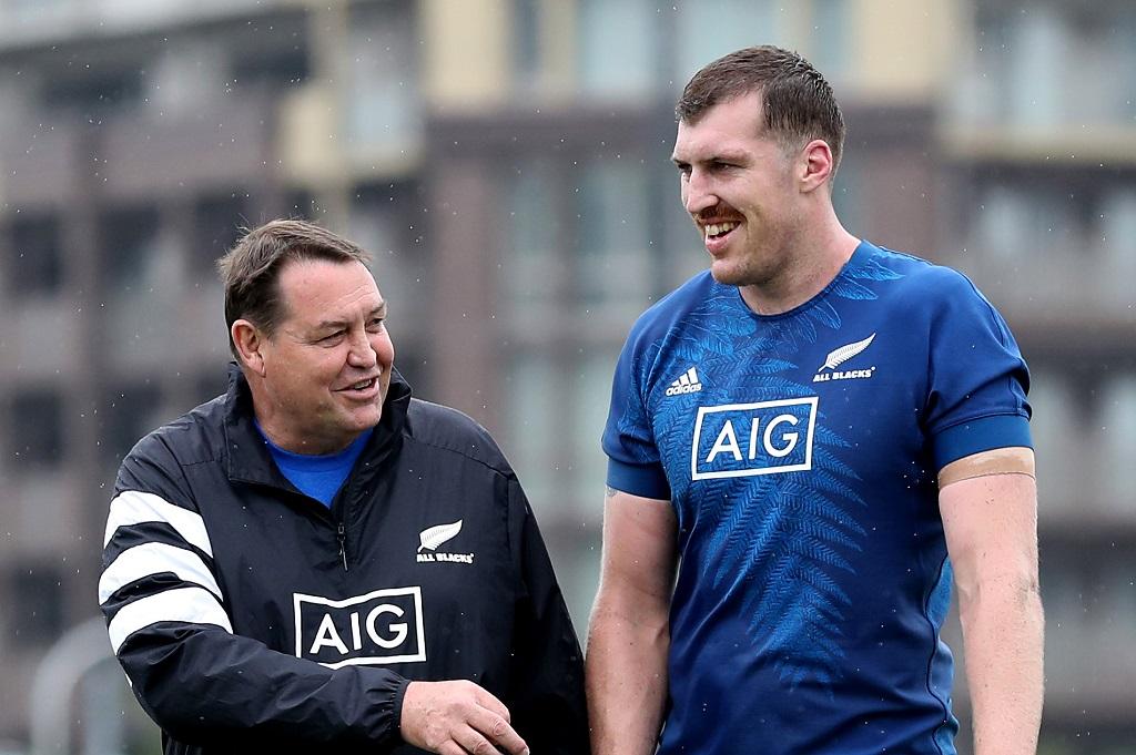 難敵アイルランドと8強で激突 NZ指揮官「勝つか負けるか、その結果を受け入れるのみ」