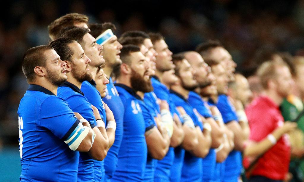 NZへの挑戦叶わぬまま無念の幕切れ イタリア代表指揮官「W杯が練習場で終わるなんて。ひどい話だ」