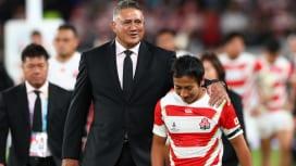 日本代表ジョセフHCは選手の奮闘称える。「チームのため、この国のために全力注いで..