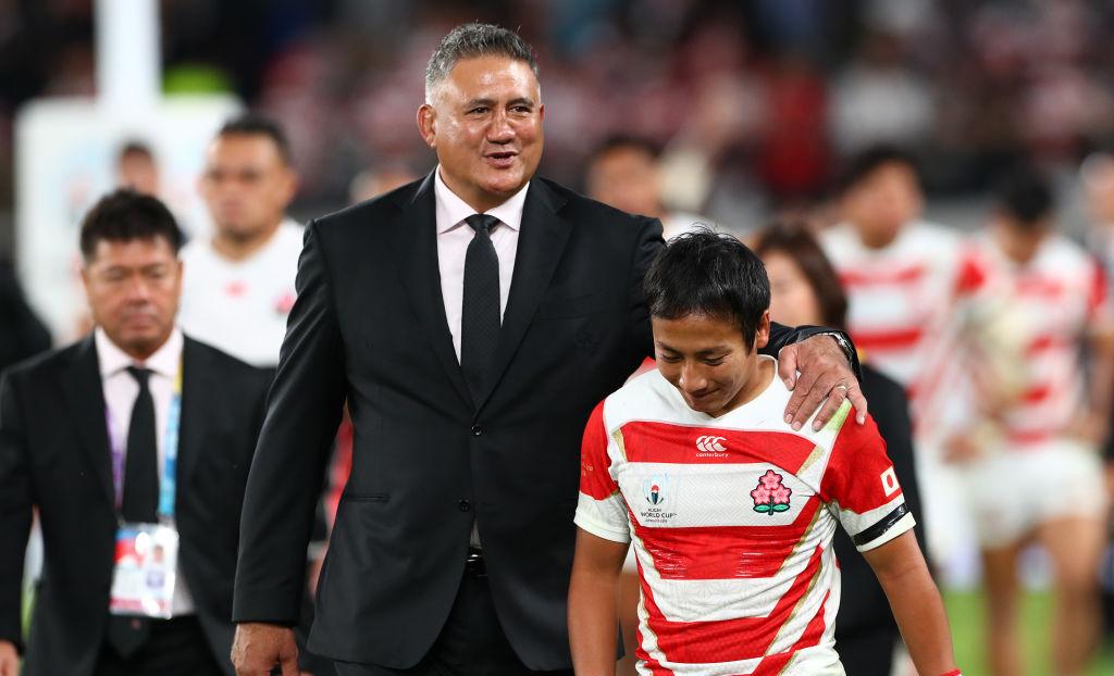 日本代表ジョセフHCは選手の奮闘称える。「チームのため、この国のために全力注いでくれた」