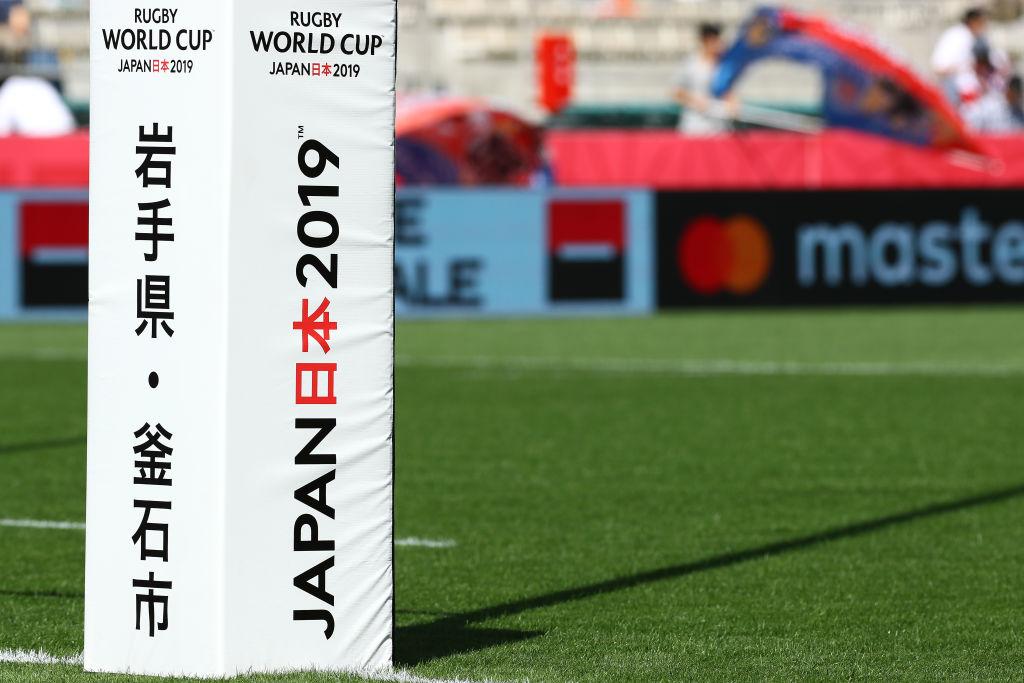 台風の影響で釜石での試合は中止決定 ラグビーW杯・ナミビア対カナダ戦