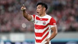 日本代表・中村亮土、磨き上げた防御で8強入り。