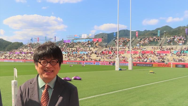 「藤島大の楕円球に見る夢」は今晩。ラグビーW杯2019の前半を振り返る!