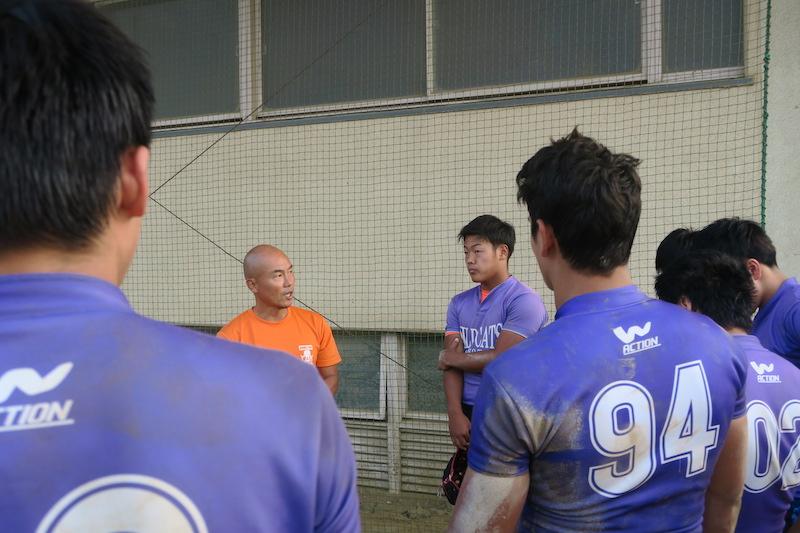 【ラグリパWest】選抜出場を生かし、花園を狙う。大阪・金光藤蔭高校