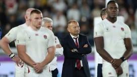 イングランド栄冠獲得ならず… エディー落胆するも選手責めず。「南アフリカが強かっ..