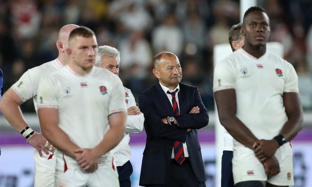 イングランド栄冠獲得ならず… エディー落胆するも選手責めず。「南アフリカが強かった」