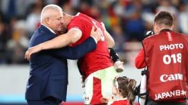 ガットランド体制最後は4位 指揮官はウェールズ選手称賛「すばらしい男たちだった」