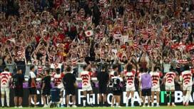 ラグビーワールドカップ2019日本代表 感謝パレード実施! 12月11日に丸の内仲通りで