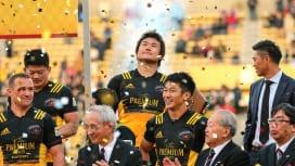 元日本代表&サントリーの真壁伸弥が現役引退発表 「すっきりした。悔いはない」