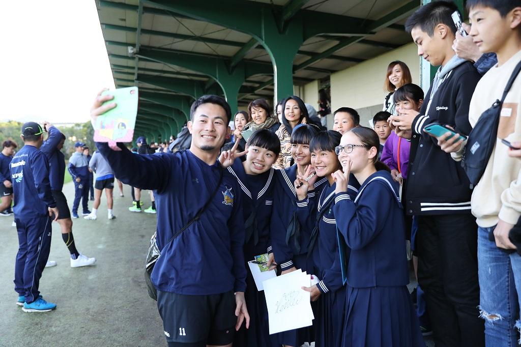 宮崎で始動のパナソニックはまるで「世界選抜」。ファンの期待高まる。