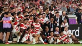 ラグビーW杯で偉業達成の日本代表選手・スタッフ全員に支援企業から報奨金300万円