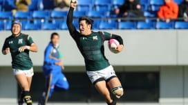 逆転勝ちの関東学院大、3季ぶりに関東大学リーグ戦1部昇格。中大は快勝で1部残留