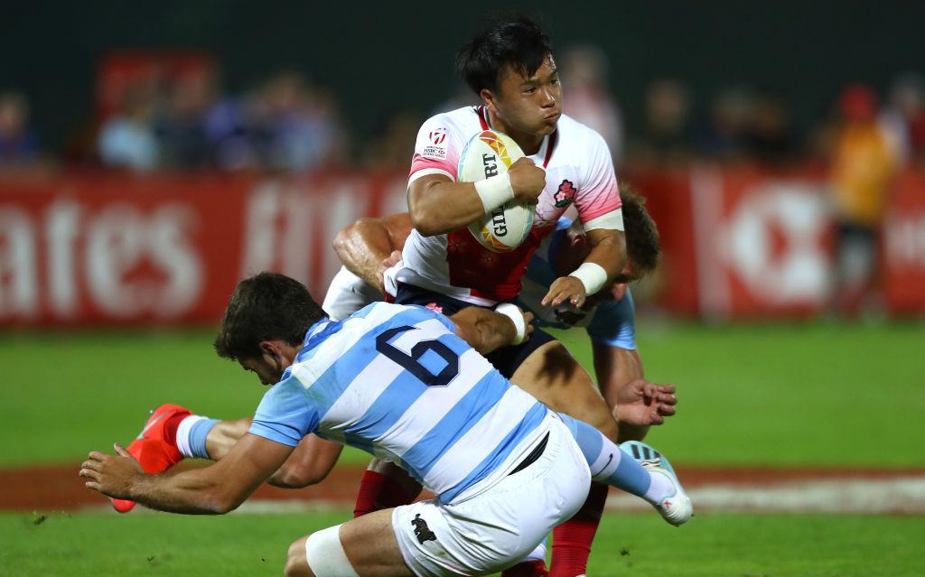 ドバイセブンズ2日目、日本は男子も元気なし。フランスとアルゼンチンに完敗。
