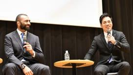 ラグビー日本代表リーチ マイケルも期待。語学堪能なスポーツ人育成