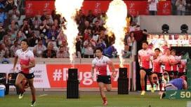 男子日本が今季ワールドセブンズシリーズ初勝利 ウェールズ倒しケープタウン大会15位