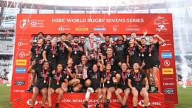 南アは地元ケープタウンセブンズで歓喜ならず NZが男女そろって優勝