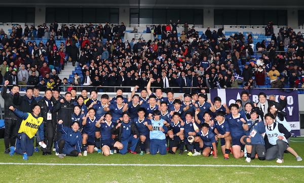 立教、来季は5年ぶりに関東大学対抗戦Aの舞台へ。青学はA残留決める。