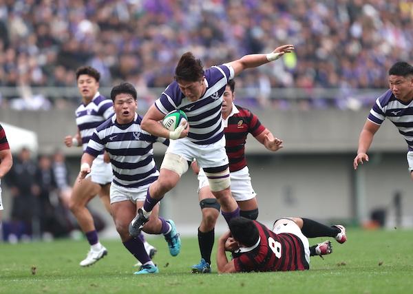 明治、25年ぶりの全勝対決制し、関東大学対抗戦で4年ぶり優勝!