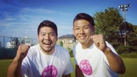 佐々木隆道が考案&実演! 「ラグッパ」は人と人をつなぐラグビー体操