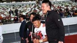 新旧国立競技場で2度の『荒ぶる』。早大・権丈太郎コーチが見た決勝戦。