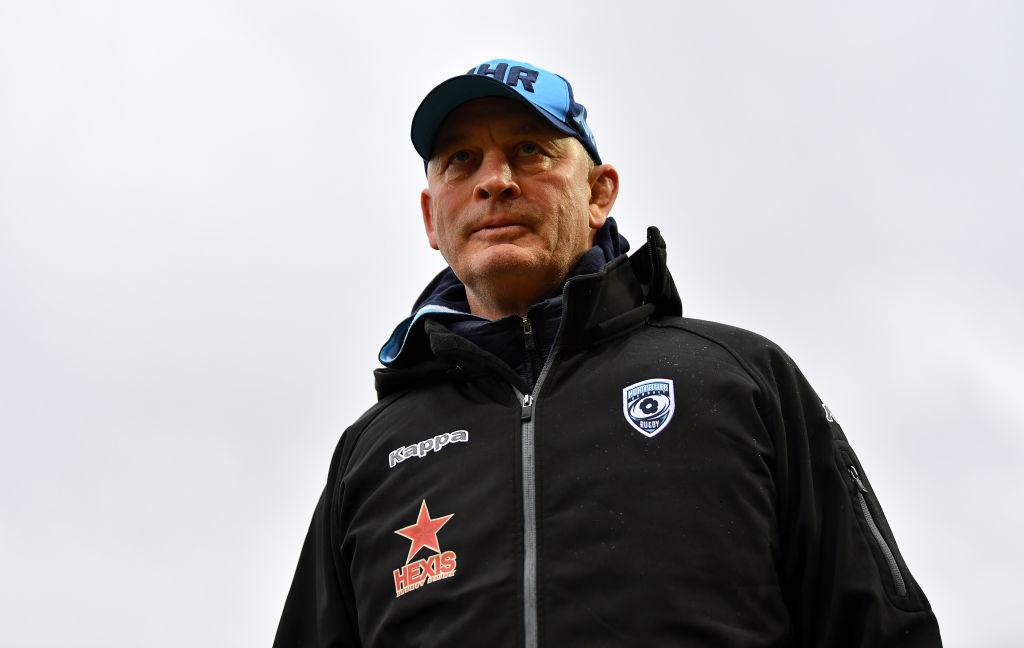 2015W杯でスコットランド代表率いたコッター、フィジー代表指揮官に就任。