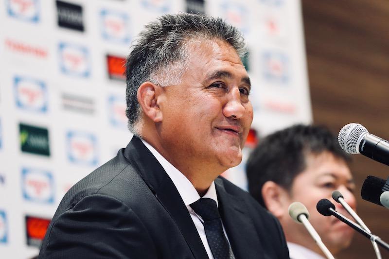 日本代表・ジョセフHC、「新リーグは1月〜5月開催が理想」