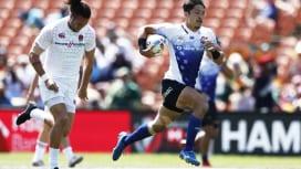 男子日本、NZセブンズ14位。ワールドシリーズコアチーム相手に1分3敗。
