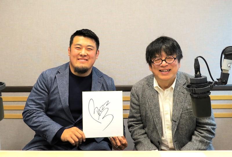 新年から月曜日放送となりました。「藤島大の楕円球にみる夢」は1月6日!
