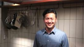 【ラグリパWest】まぜ麺作りはラグビーのつながりで。若野祥大/Japanese まぜ麺 MA..
