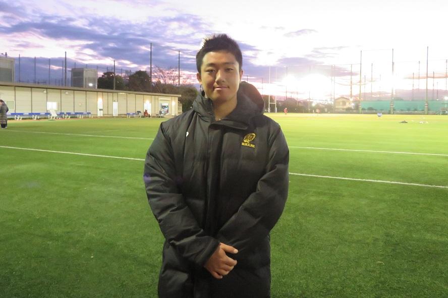 ずっと早稲田。森島大智が大学選手権決勝へ万感の思い。