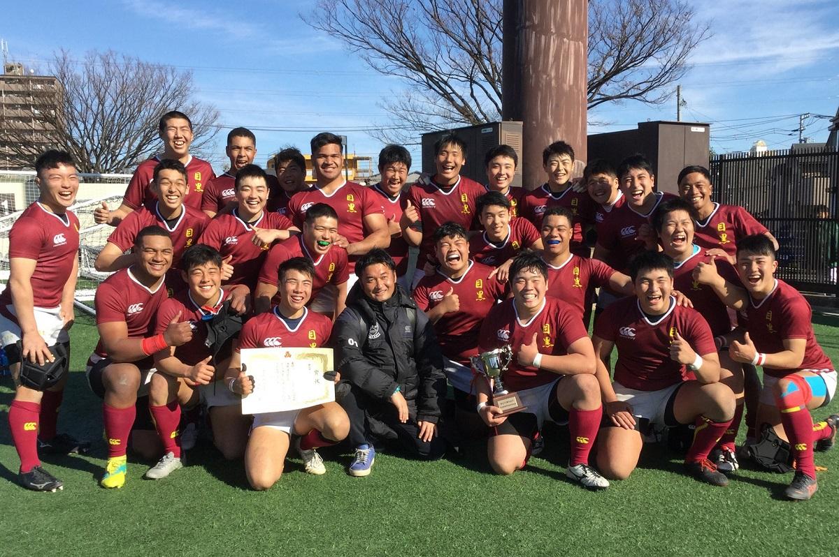 「原点に帰る」目黒学院が優勝 2019年度東京都高校新人大会