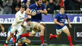 【シックスネーションズ】フランスがホームでイングランドを撃破。