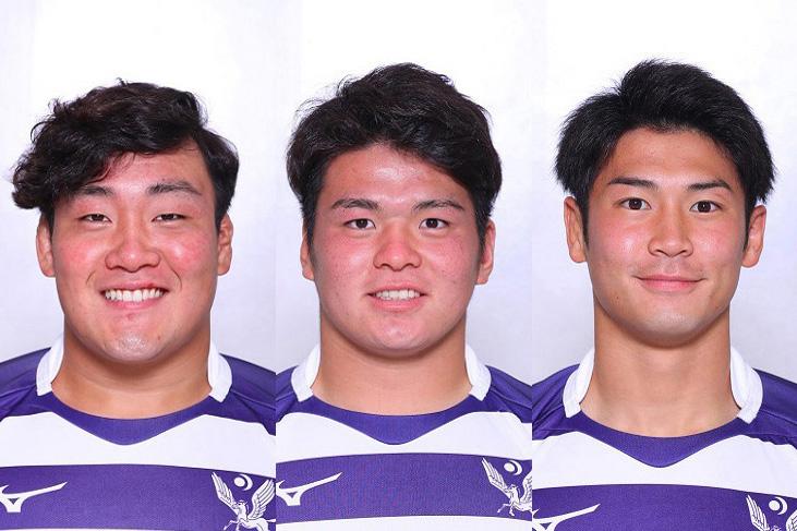 明大の武井主将と山村副将はそろってリコー入り 2020年度新入団6選手発表