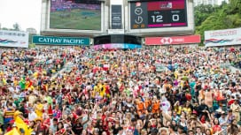 新型コロナウイルスの影響ラグビーにも… 7人制の香港、シンガポール大会延期決定