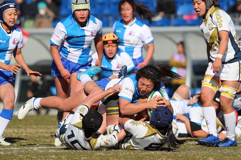 女子日本一決定戦は引き分けも、アルテミ優勝、グレースは抽選で準V