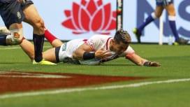 男子日本は奮闘するもシドニーセブンズ1分3敗。フィジーが同大会初制覇